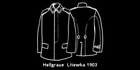 Litewka 1903