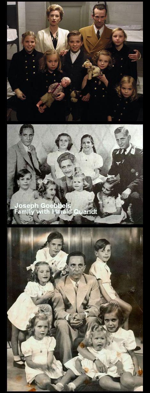 DER UNTERGANG_Goebbels w/Family