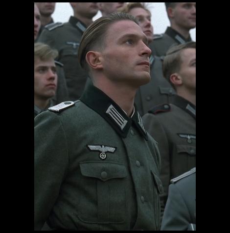 Leutnant Hans von Witzland_Thomas Kretschmann