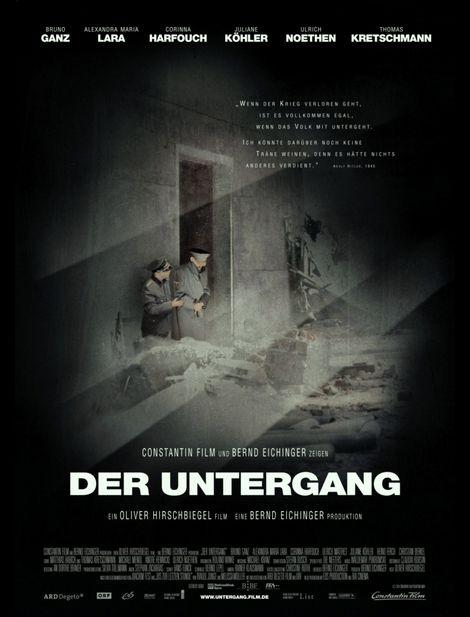 DER UNTERGANG_poster