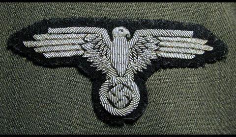SS国家鷲章