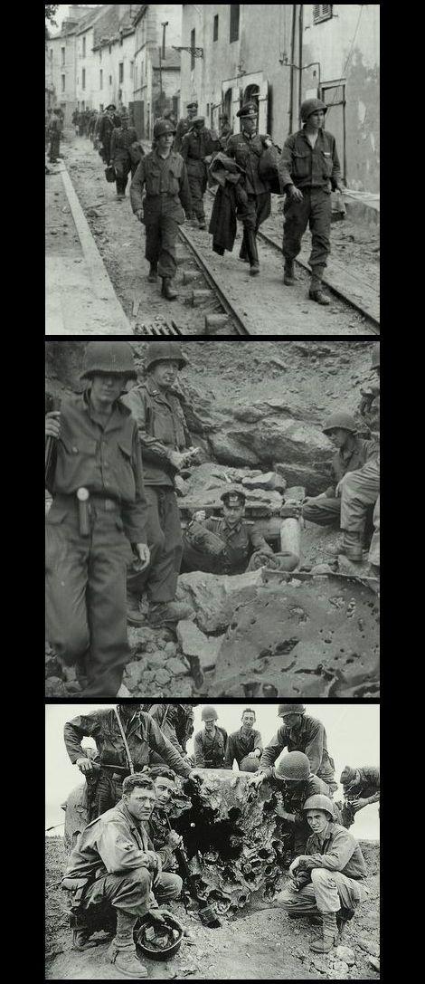 要塞部隊サン・マロ降伏