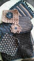 編み地いろいろ