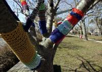 ゲリラ編み物魔