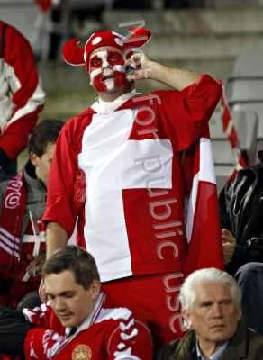 Danmark soccer