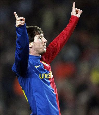 Lionel Andreacute;s Messi 3