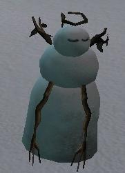 雪だるま天使