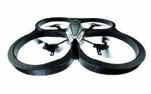 4翼ラジコンヘリコプターAR.Drone01
