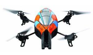 4翼ラジコンヘリコプターAR.Drone02