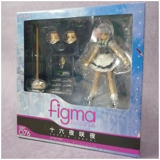 figma十六夜咲夜