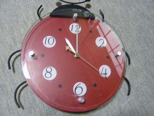 *お気に入りの掛け時計*