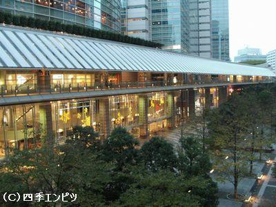 品川駅 インターシティ
