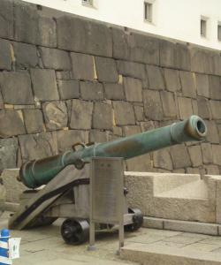 大阪城:おしろのドン