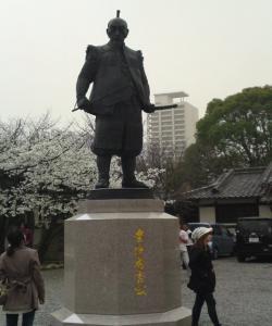 秀吉像:豊国神社