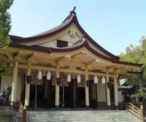 湊川神社本殿20100411155046