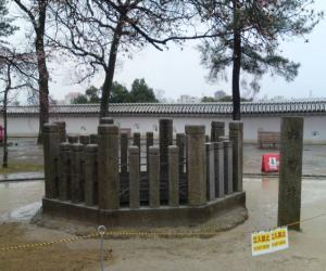 姫路城お菊井戸20100411220120