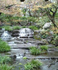 好古園滝20100411210902