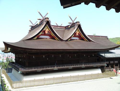 吉備津神社①