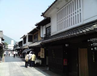 竹原街並み