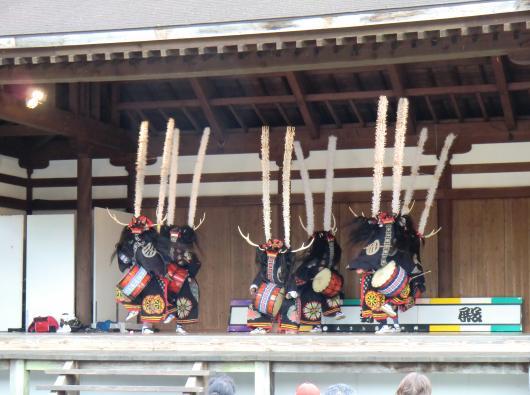 江刺鹿踊り