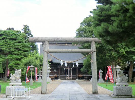 鳥谷崎神社
