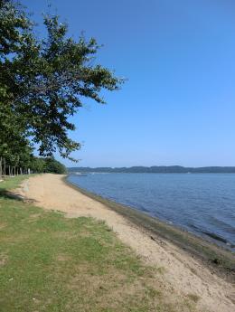小川原湖:立