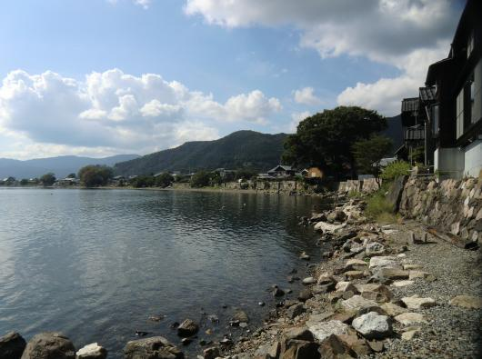 海津大崎沿岸