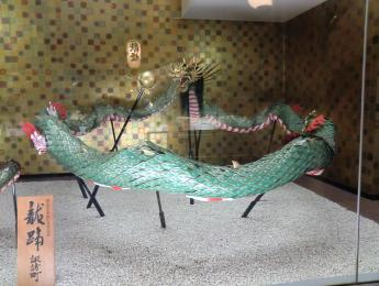 長崎伝統芸能館:白龍