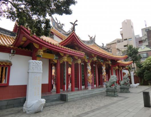 孔子廟正面