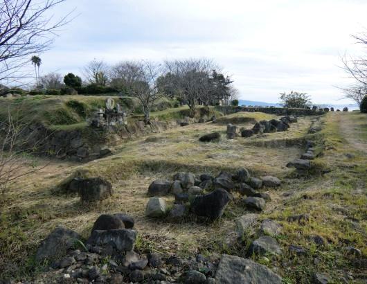 原城本丸跡