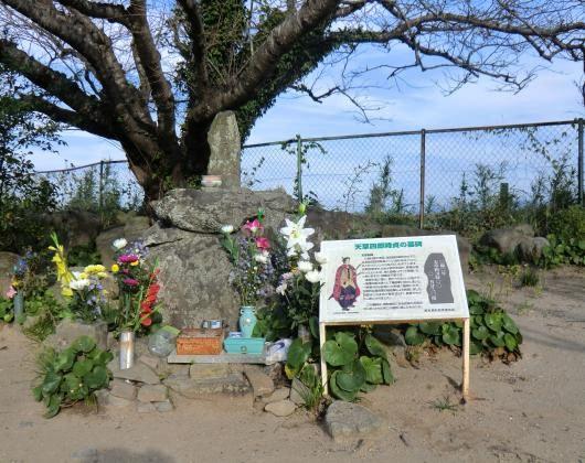 天草四郎の墓