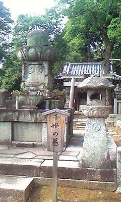 千姫の墓090528_1529~01
