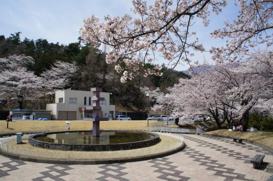 桜 殿原スポーツ公園 広場