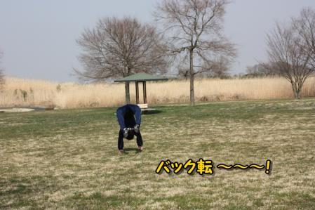 渡良瀬遊水地・・・お兄ちゃんと3