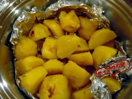 ホイル焼き&ドラゴンフルーツ1