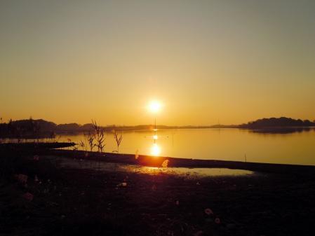 夕陽の小径で・・・6