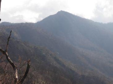 0911丹沢山から塔ノ岳
