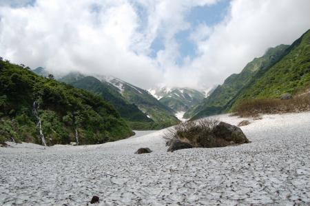 24雪渓出合