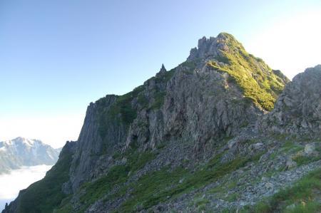 61スバリ岳