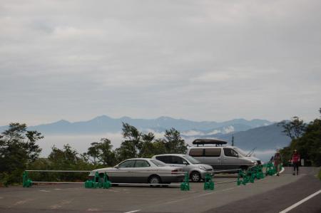 1登山口から朝日連峰3