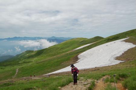 1登山道17