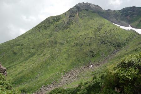 2千蛇谷から新山へ53
