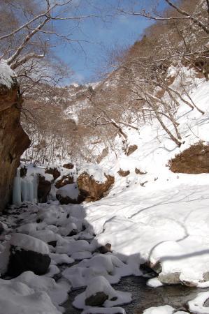 早川谷26
