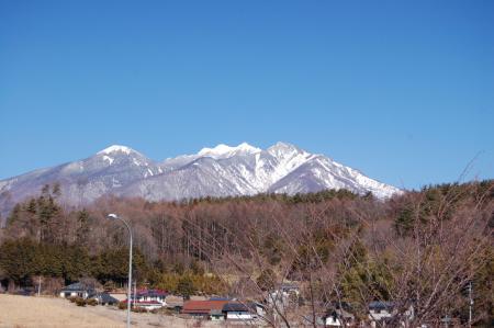 1八ヶ岳PA1