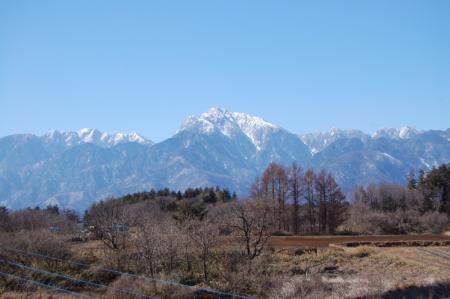 1八ヶ岳PA2