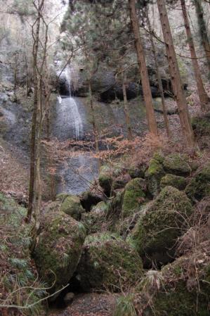 ハッチメ滝4