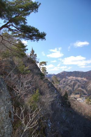 19Ⅳ峰の絶壁