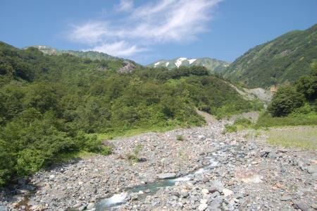 16雪倉岳