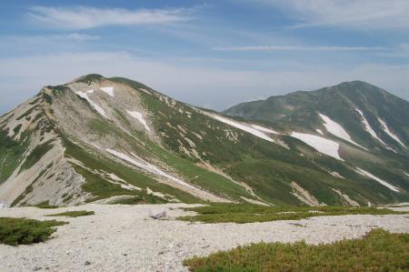 95雪倉岳