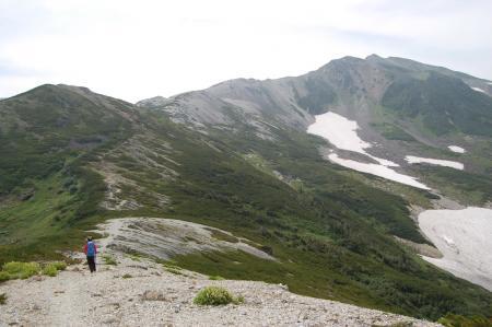 96白馬岳